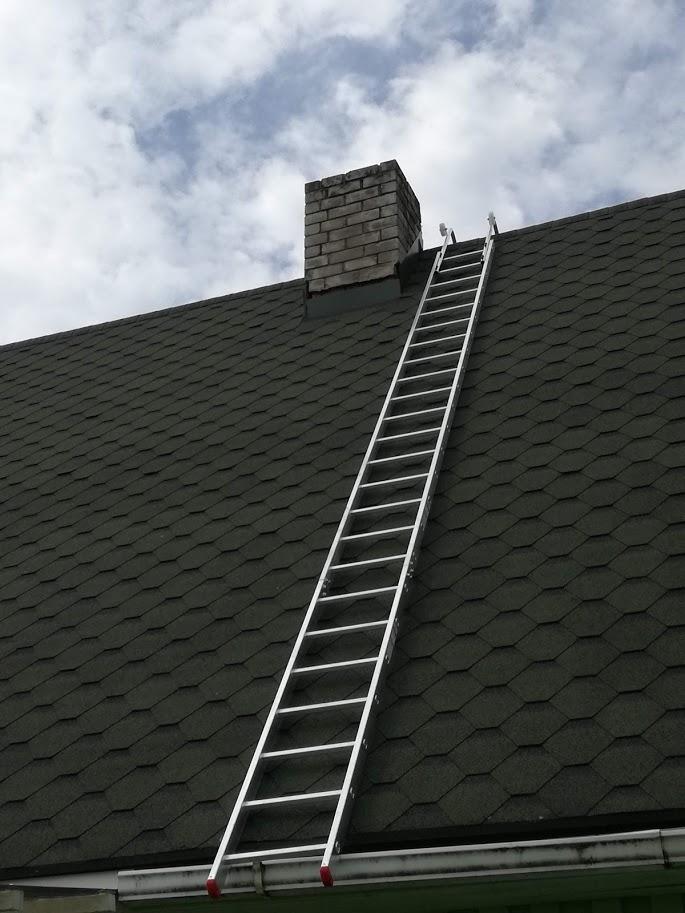 teisaldatav katuseredel